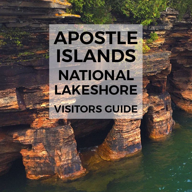 Apostle Islands National Lakeshore :: Apostle Islands Things To Do :: Wisconsin :: Lake Superior