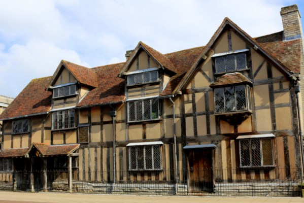 Stratford-Upon-Avon Walking Tour