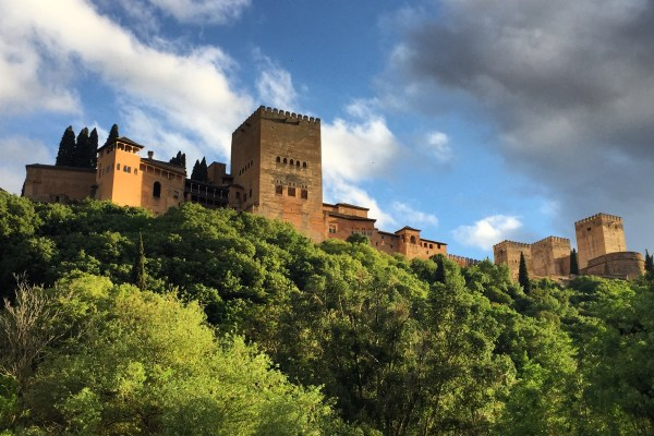 alhambra granada how to get tickets