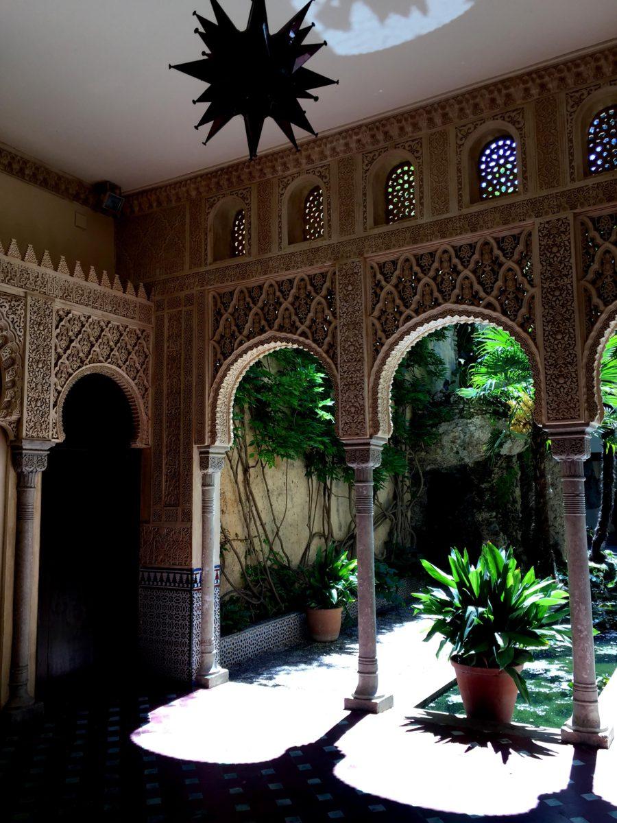 Carmen de los Martires - 5 Great Granada Gardens