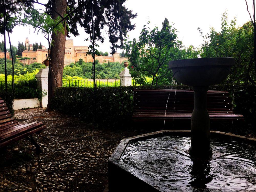 Carmen de la Victoria - 5 Great Granada Gardens