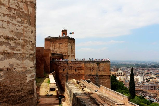 Tips for Visiting the Alhambra in Granada -how to get tickets-plan your visit