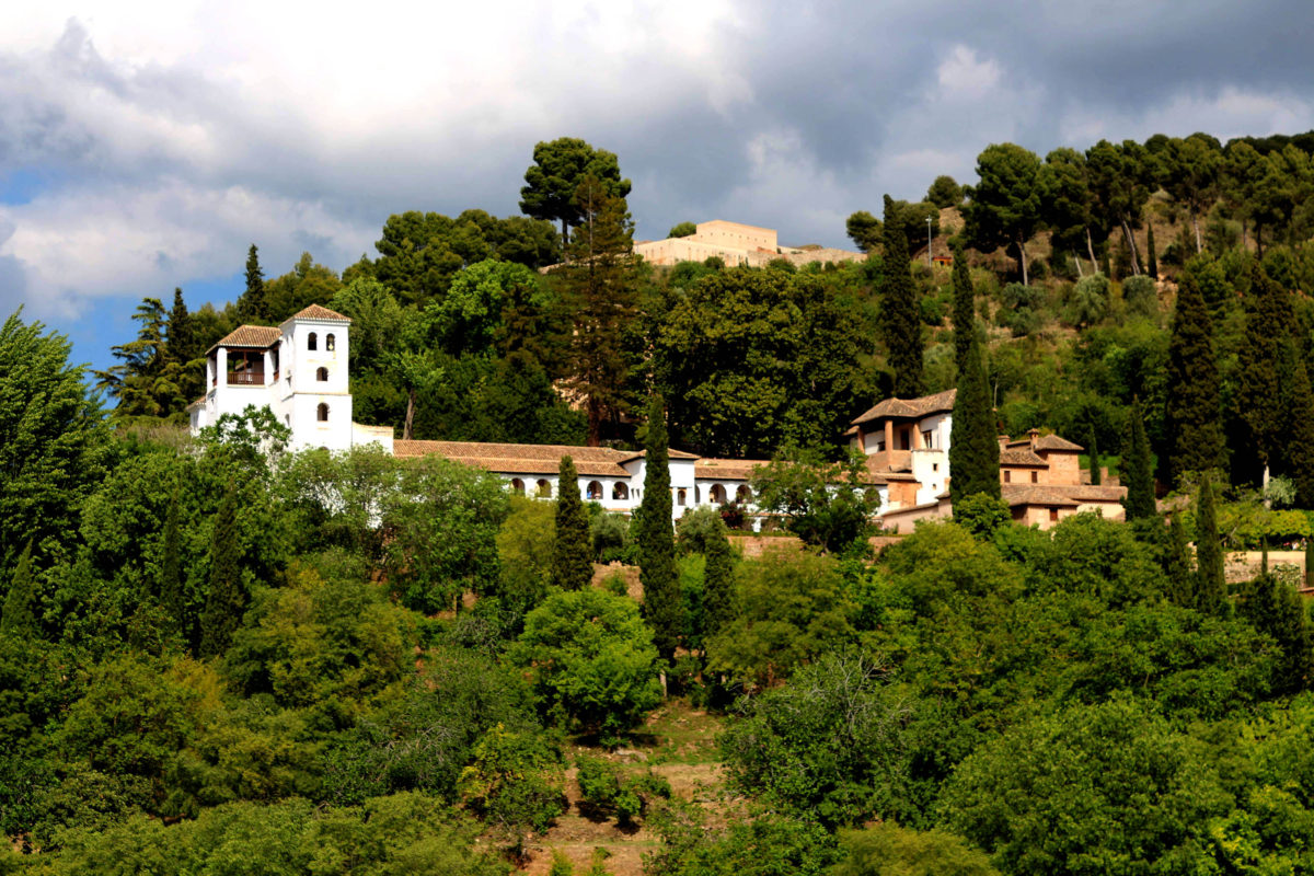 Tips for Visiting the Alhambra in Granada -how to get tickets & plan your visit