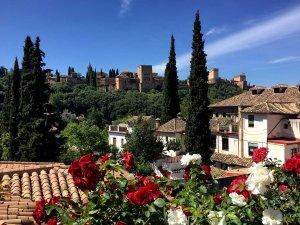 Casa del Chapiz - 5 great gardens in Granada