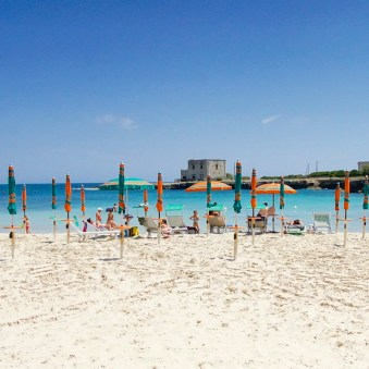7 Beautiful Beaches in Puglia