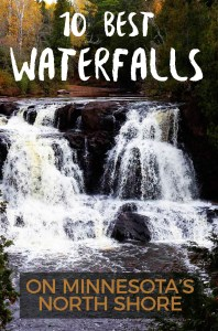 Here is a guide to 10 waterfalls you should be sure to see when visiting the North Shore of Lake Superior in Minnesota