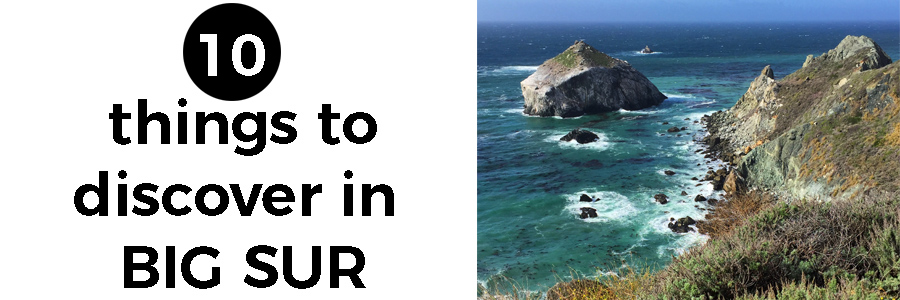 10 things to discover in big sur
