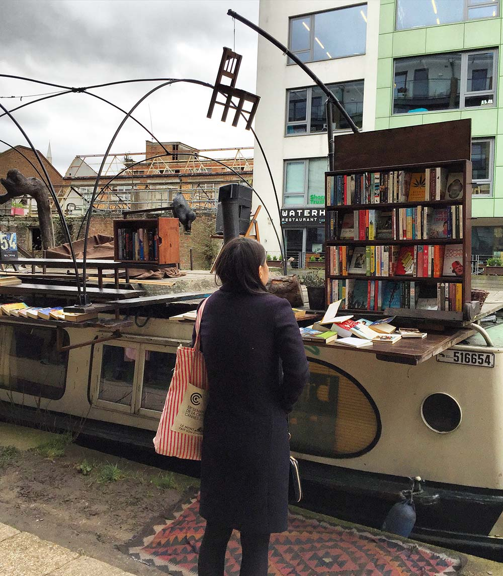 10 Cities to Live on a Houseboat - Floating Home Communities :: London's narrowboats