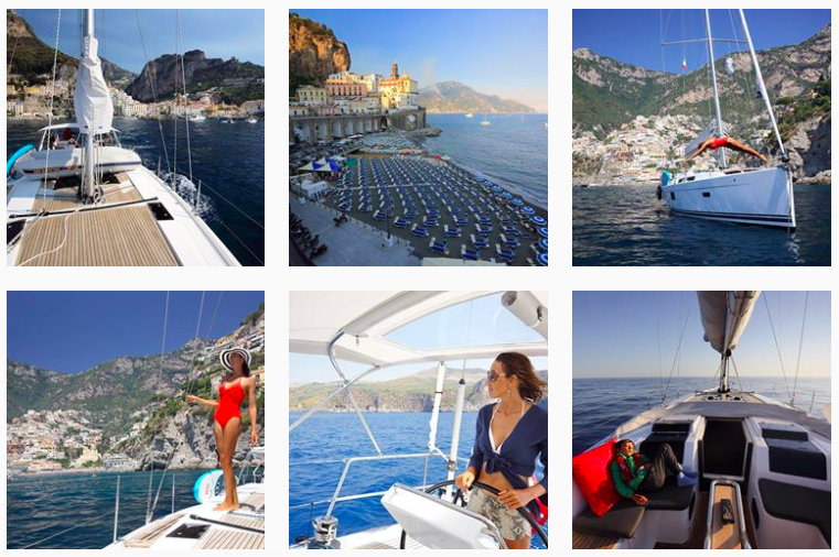 Best Sailing Instagrams to Inspire You - sailing tranquilo