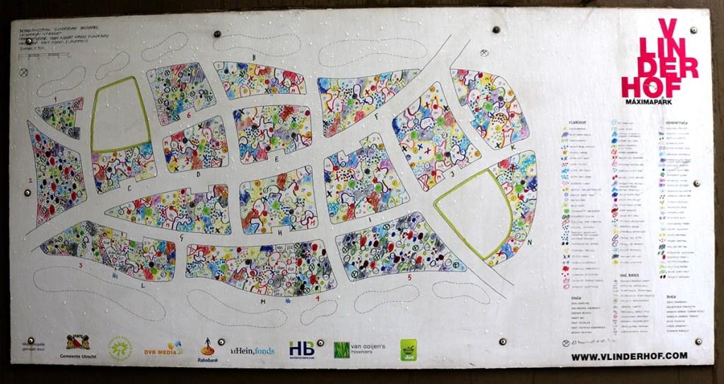 Piet Oudolf garden designer - Vlinderhof Utrecht