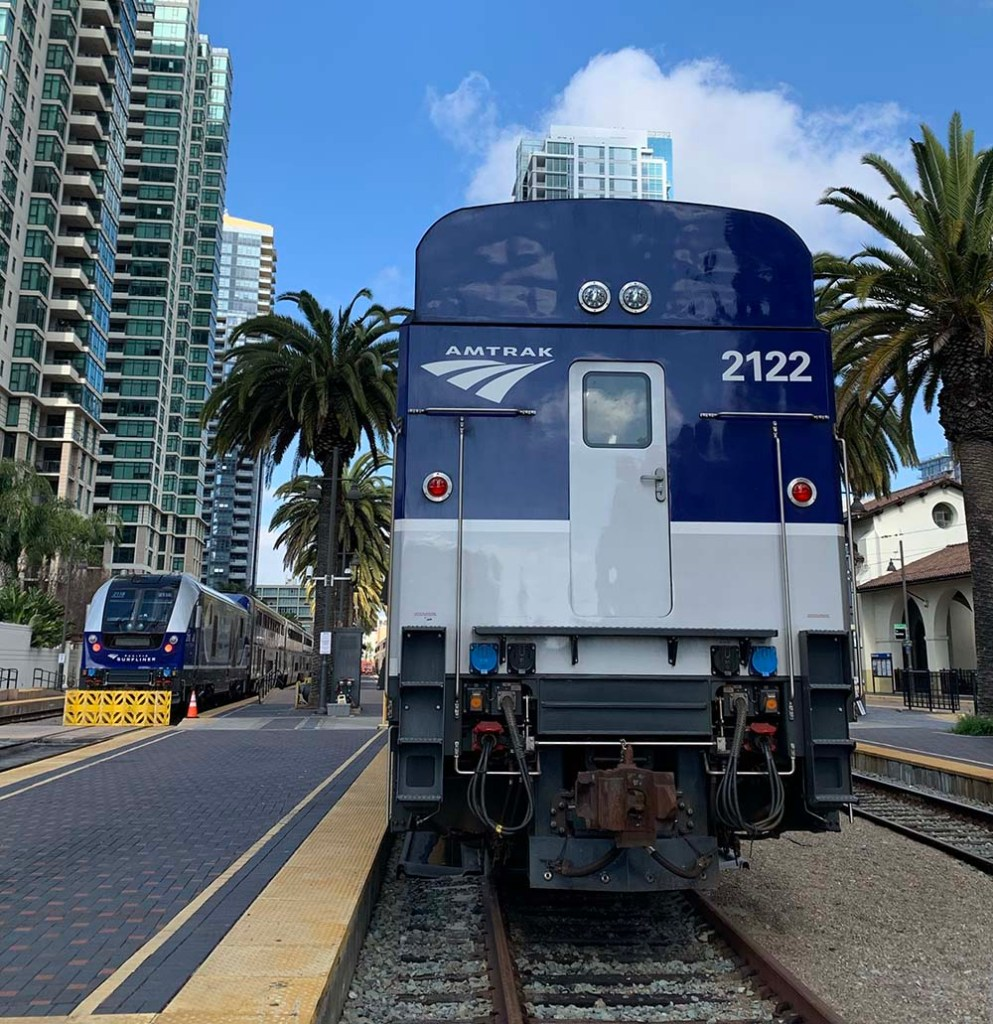 San Diego Amtrak