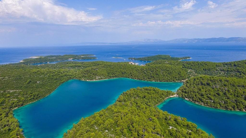 Mljet national park - Guide to croatia's national parks