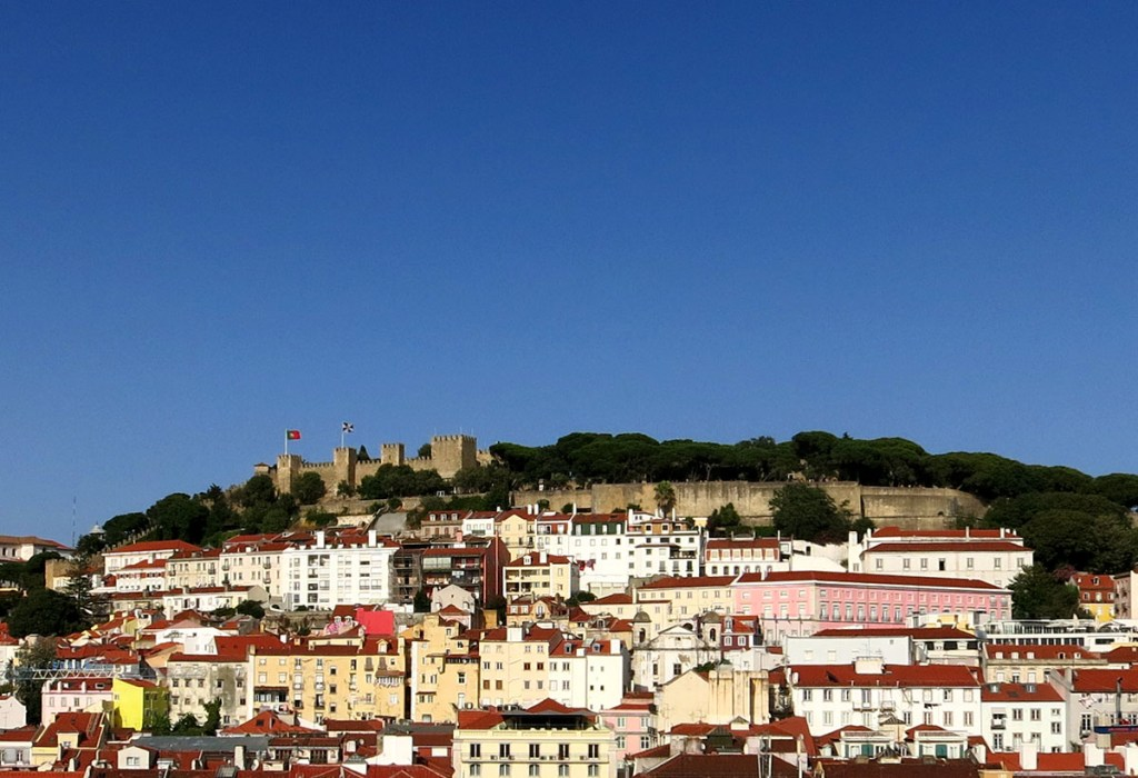 Fun things to do in Lisbon + places to eat & sleep: be sure to get views from the miradouros