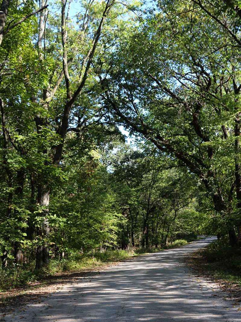 Madison County Iowa scenic roads