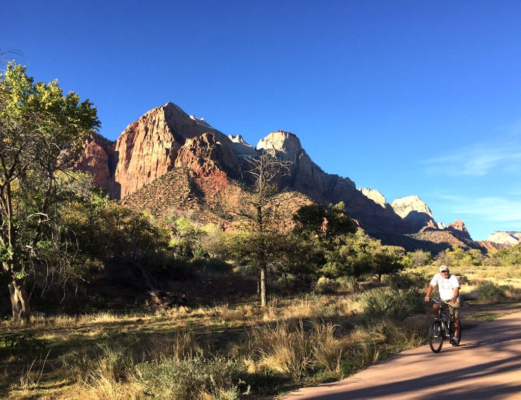Guide to Zion National Park: where to camp, hike, stay near Zion
