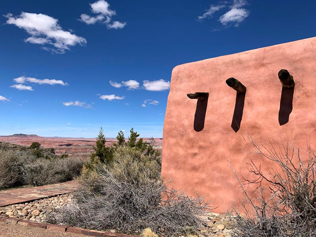 What is Parkitecture? Painted Desert Inn