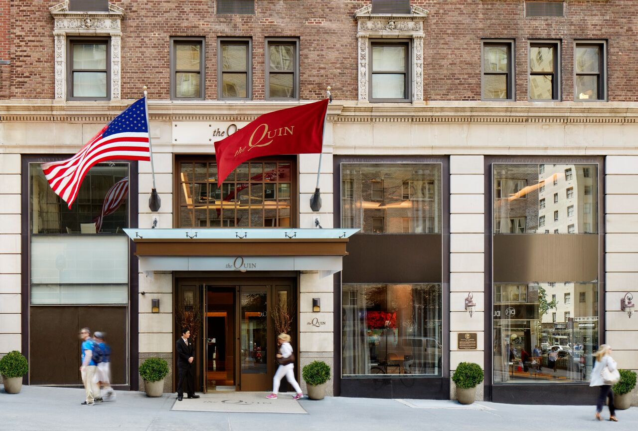 NYC's Quin Hotel Offers US Tennis Open Travel Package
