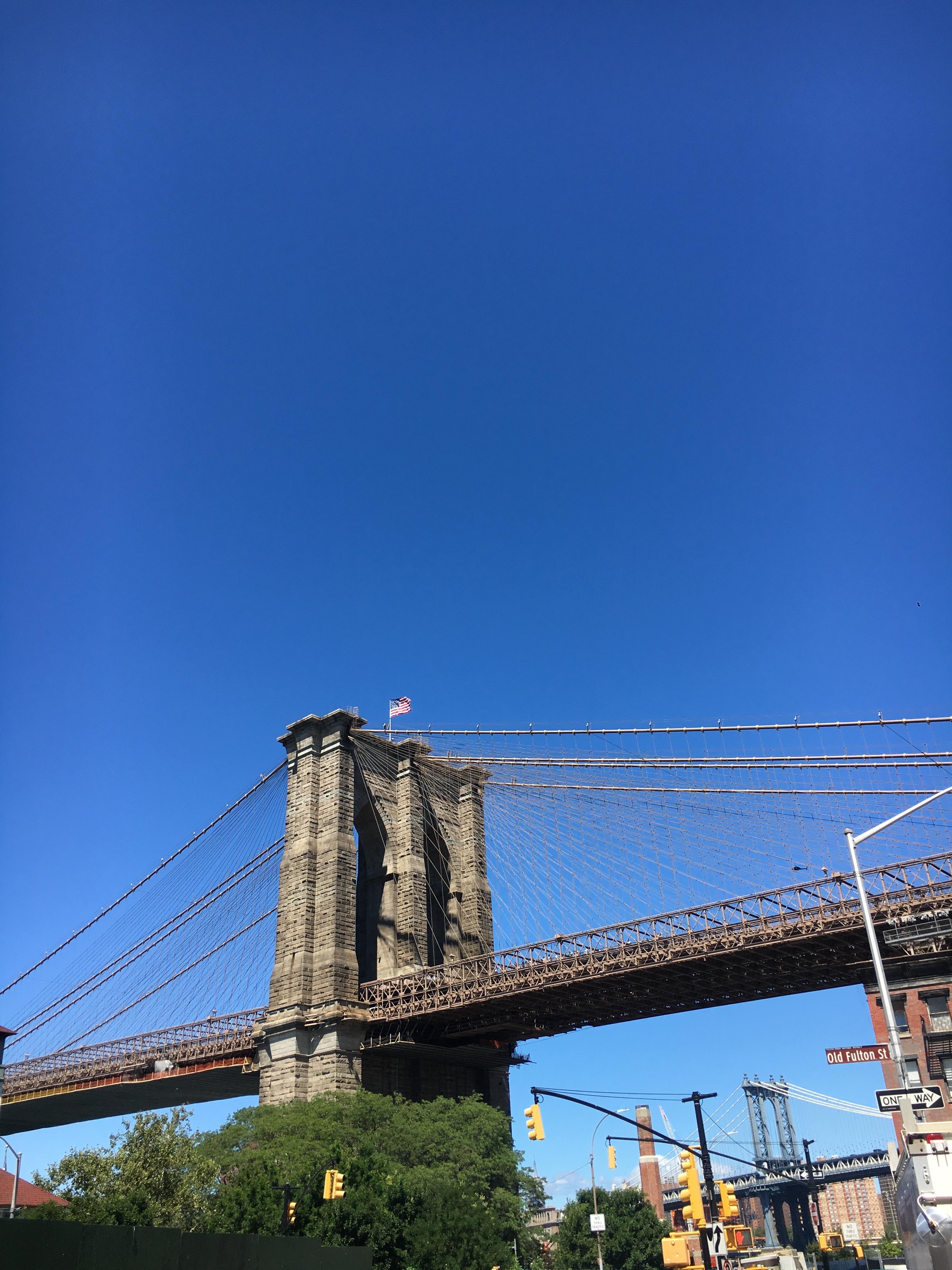 national park service brooklyn bridge