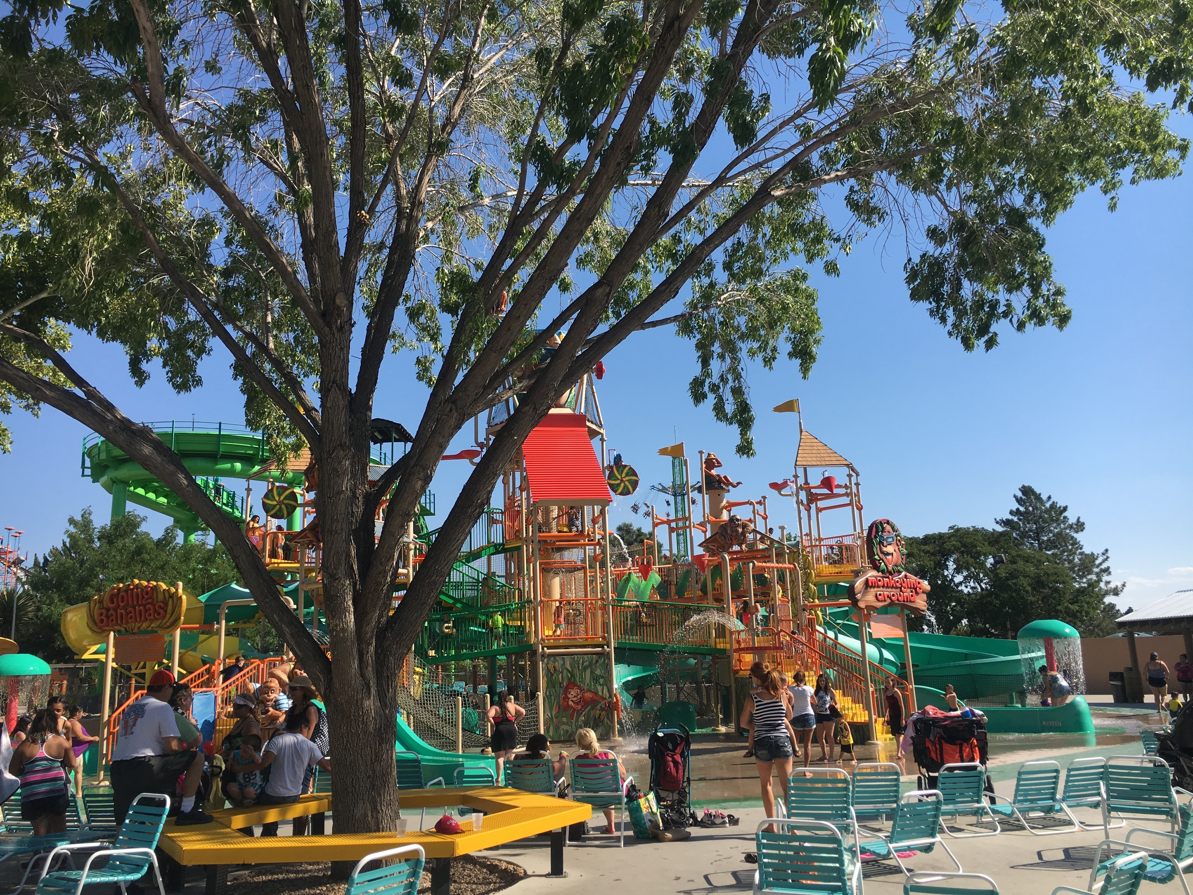 Cliff's Amusement Park has an awesome waterpark you have got to check out in New Mexico.