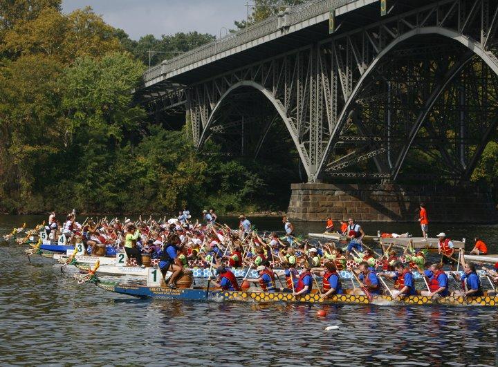 Philadelphia Travel  row boating