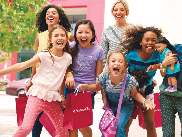 Langham Place, New York Presents An American Girl on Fifth Avenue