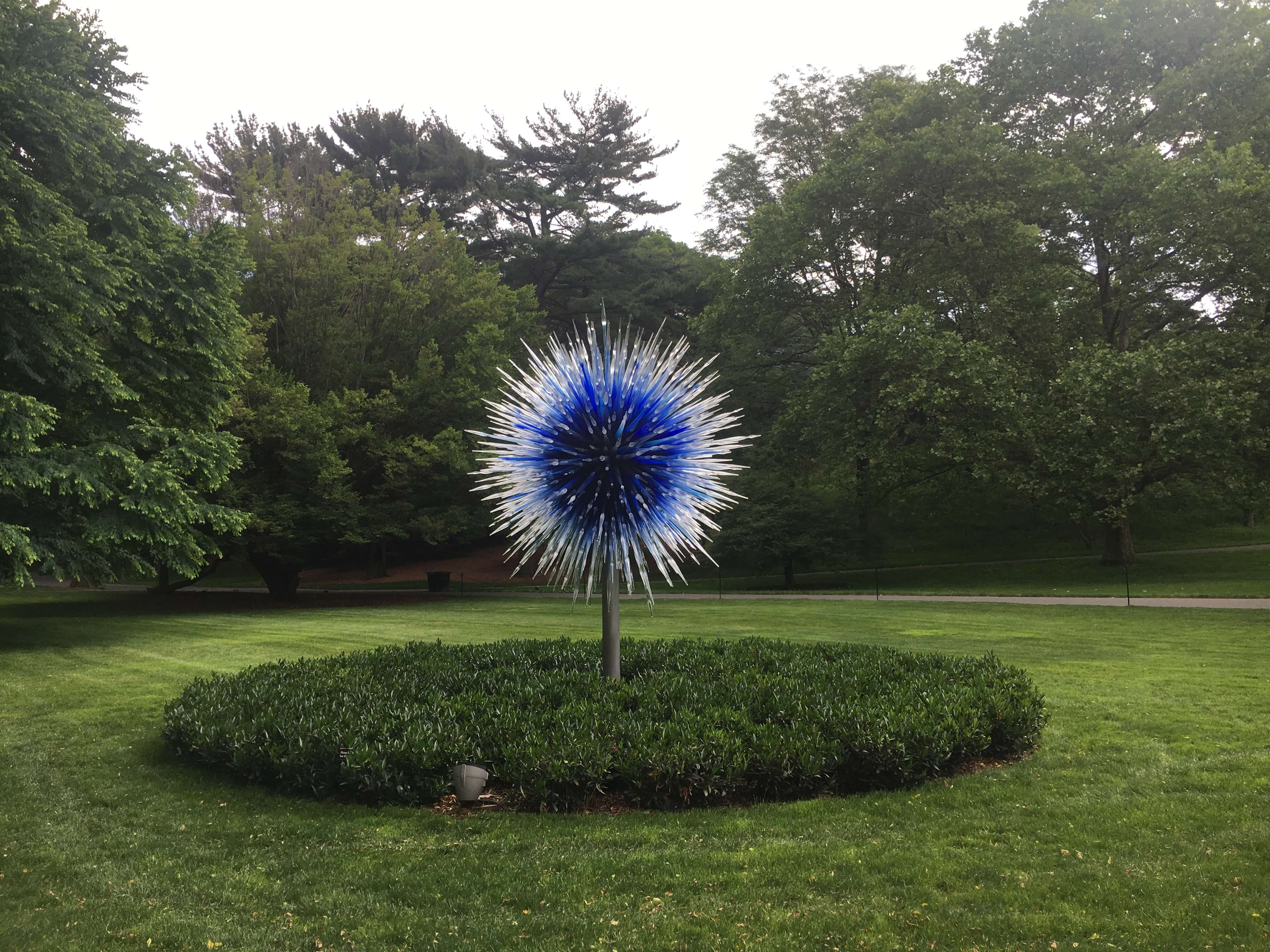 CHIHULY at New York Botanical Garden