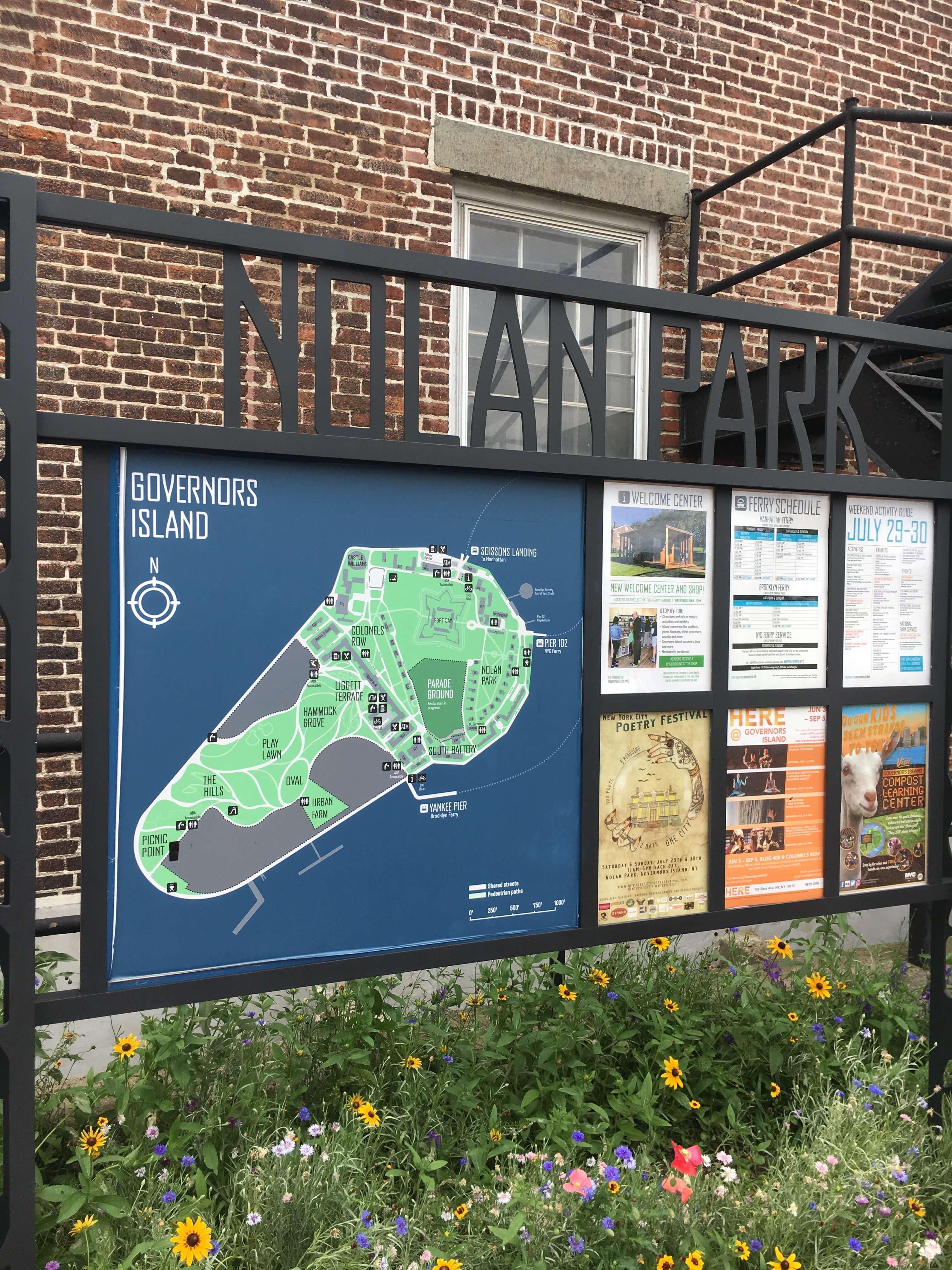 nolan park governors island