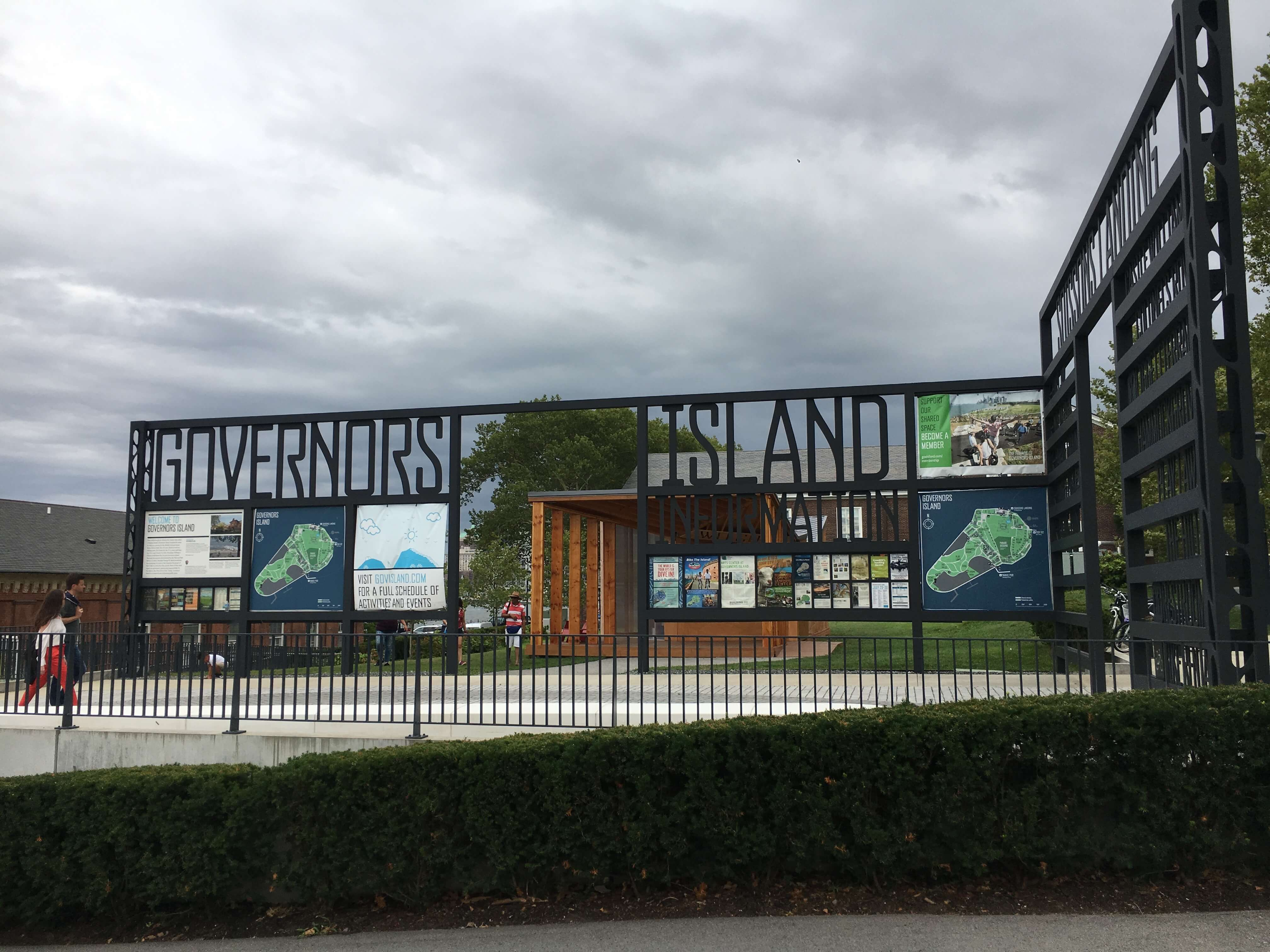 Governors Island Activities and Super Easy NYC Ferry