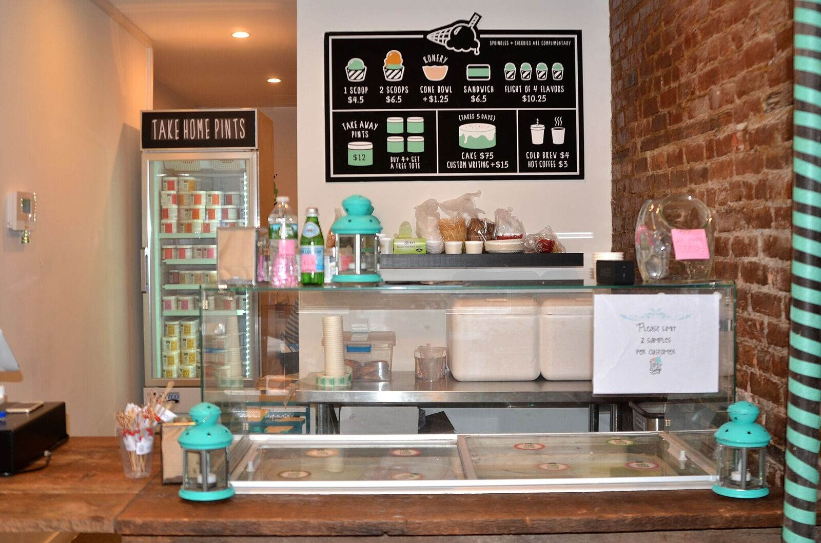 national ice cream month at tipsy scoop
