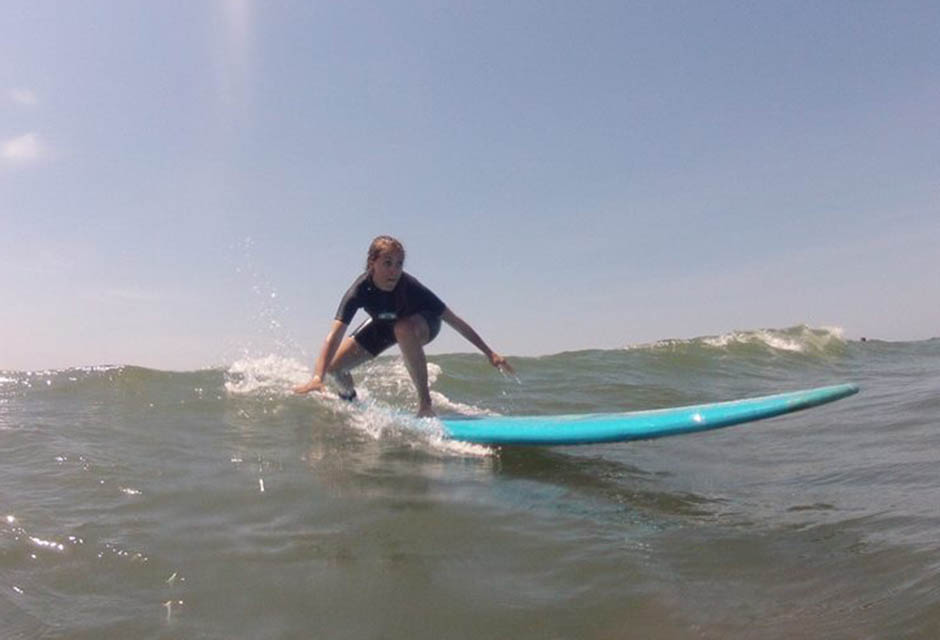 Aloha NYC Surf School surfing lessons