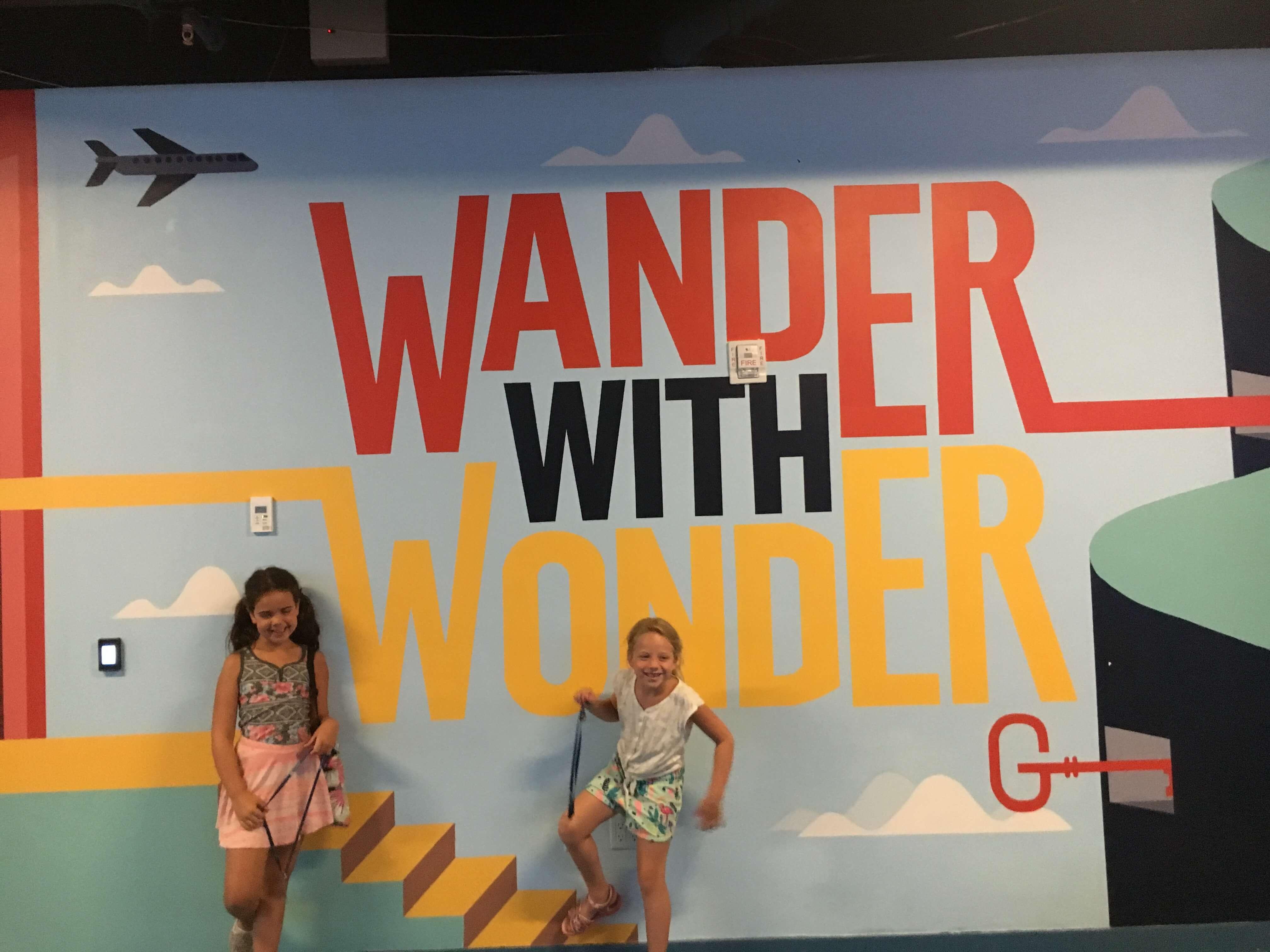 gullvers gate wander with wonder