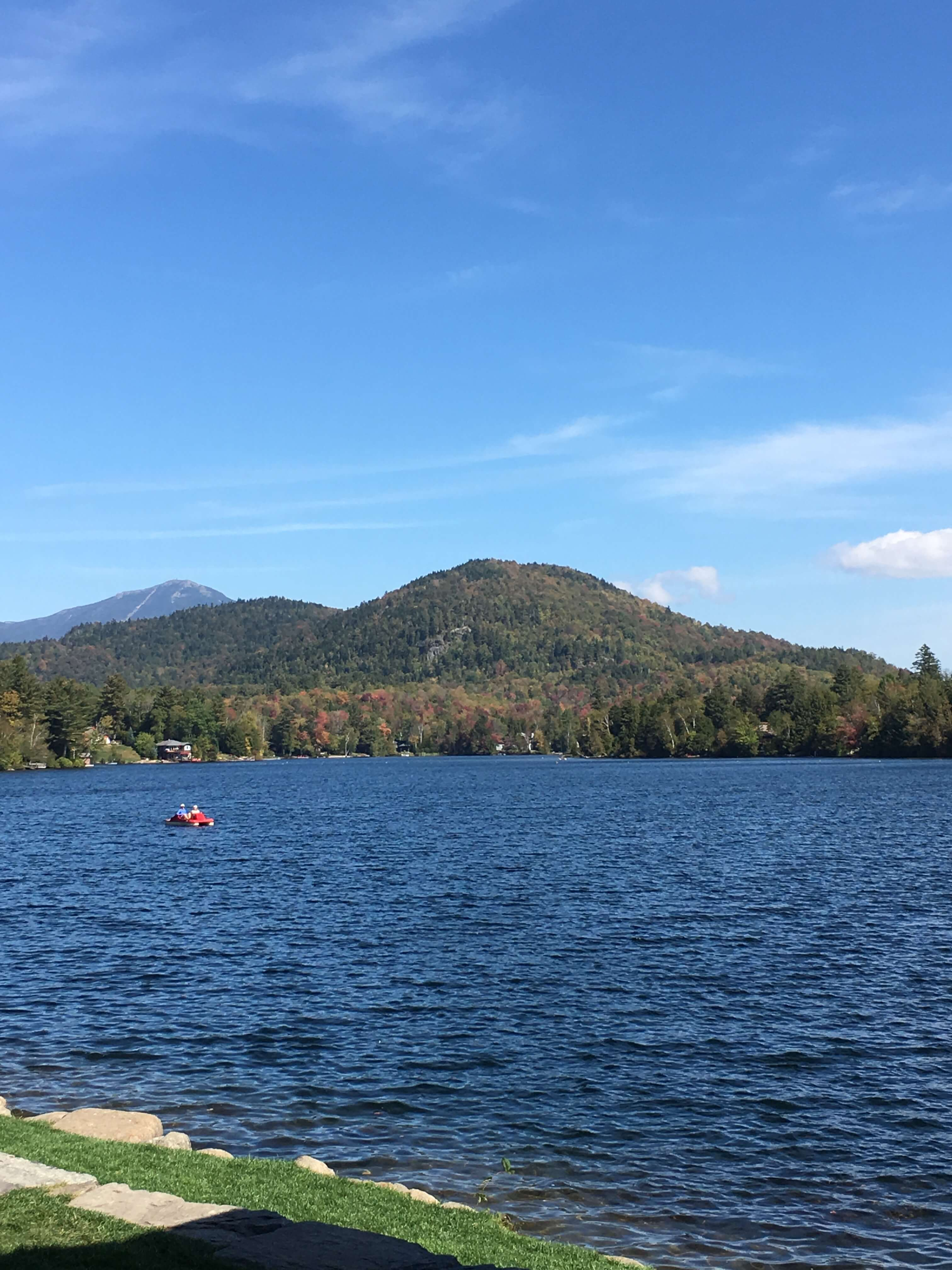 Golden Arrow in Lake Placid for Families