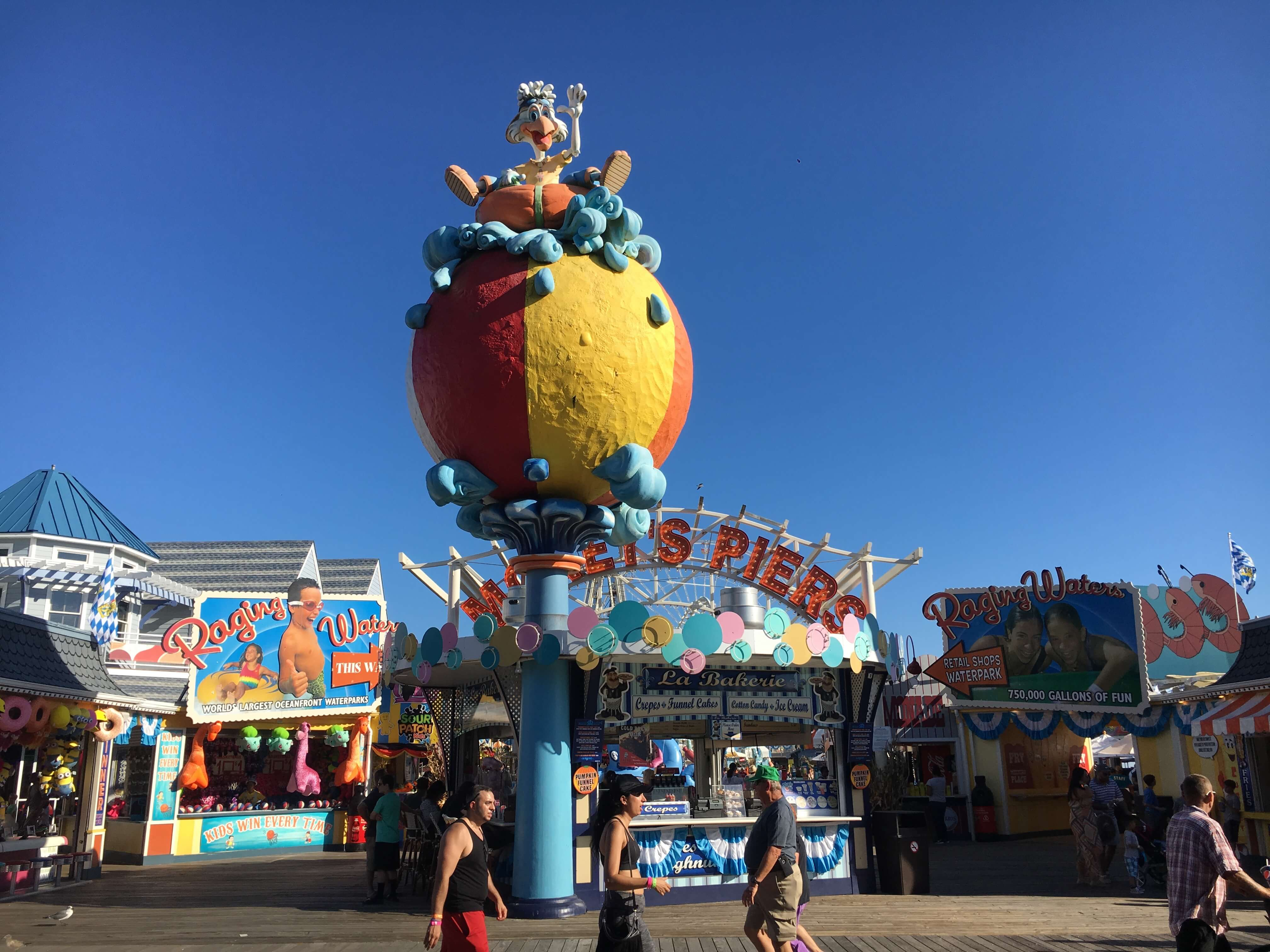 Fall Fun at Morey's Piers: Oktoberfest