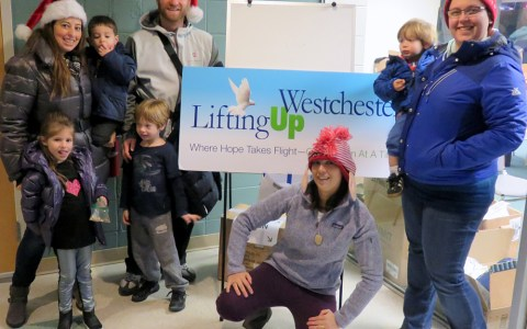 Lifting Up Westchester Launches Second Annual Holiday LIFT Campaign 2017