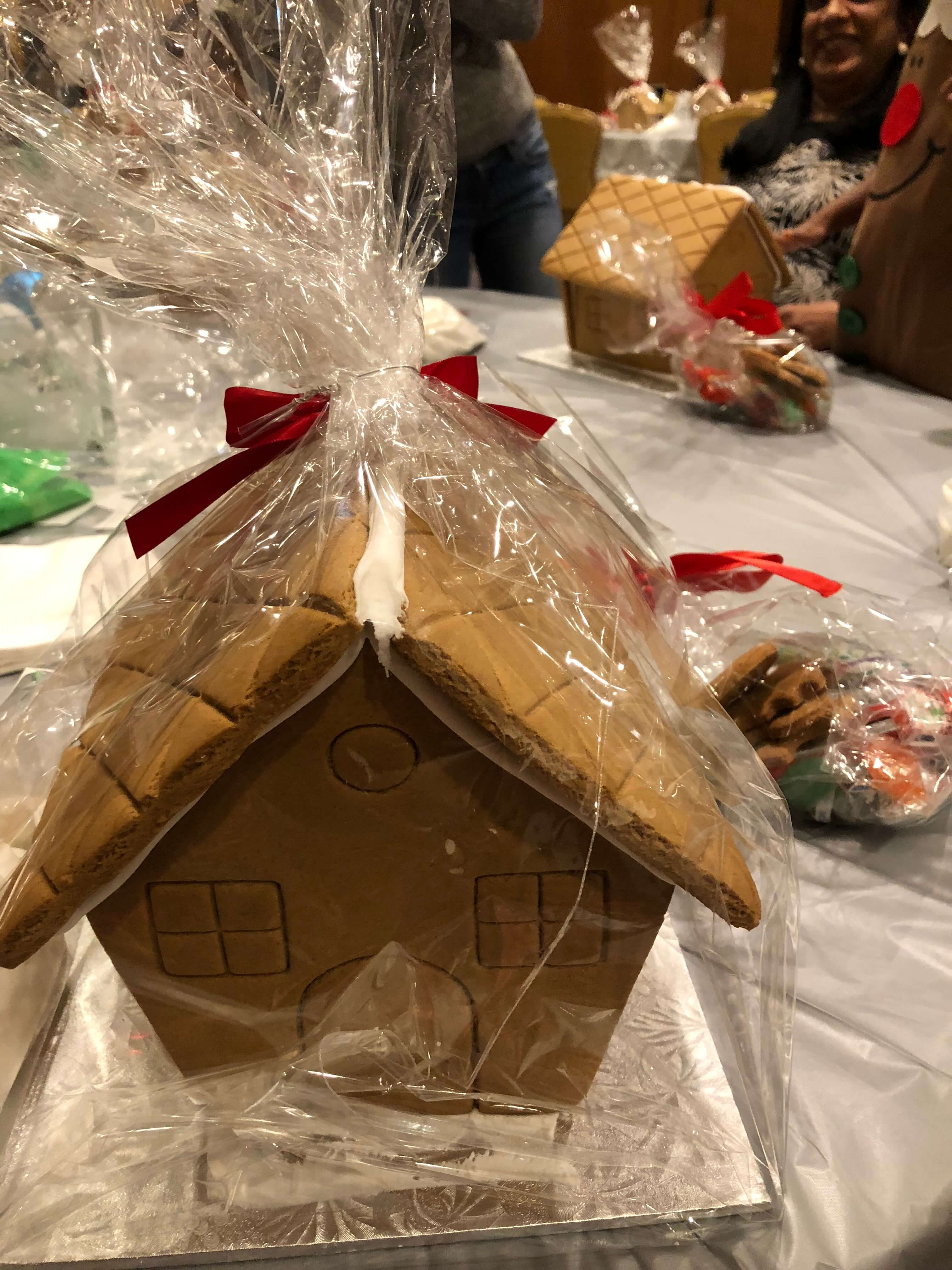 Gingerbread House Decorating + Winter Events at the Ritz-Carlton New York, Westchester before