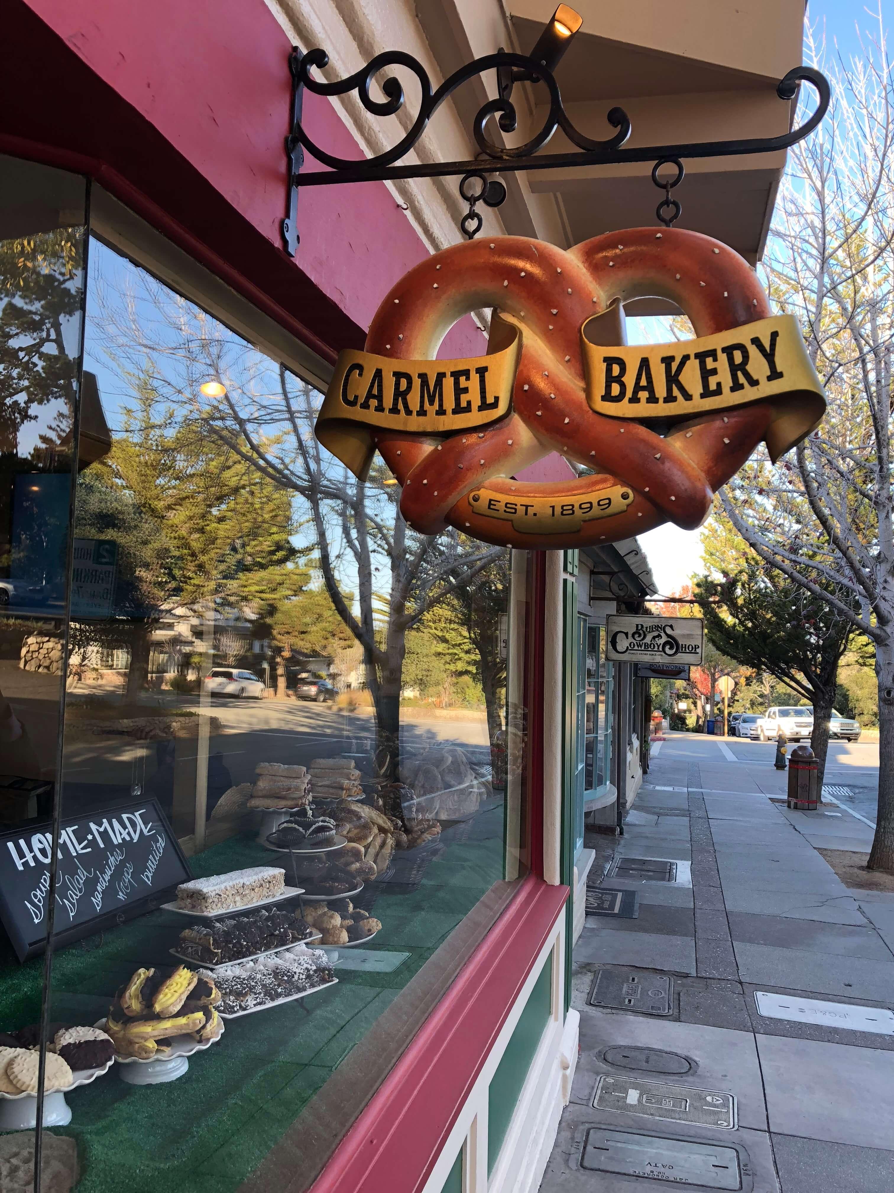 Guide to Carmel-by-the-Sea carmel bakery