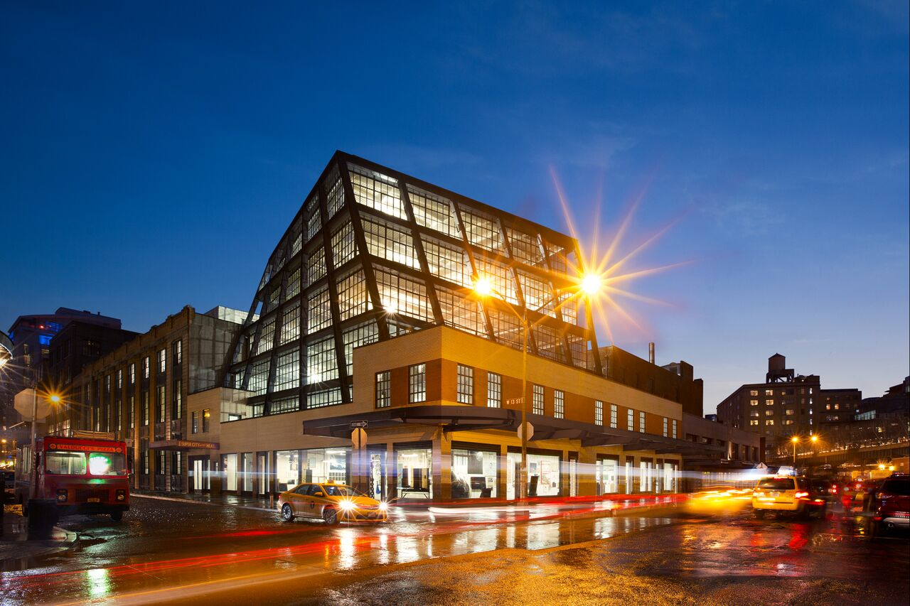 meatpacking shopping sip into spring
