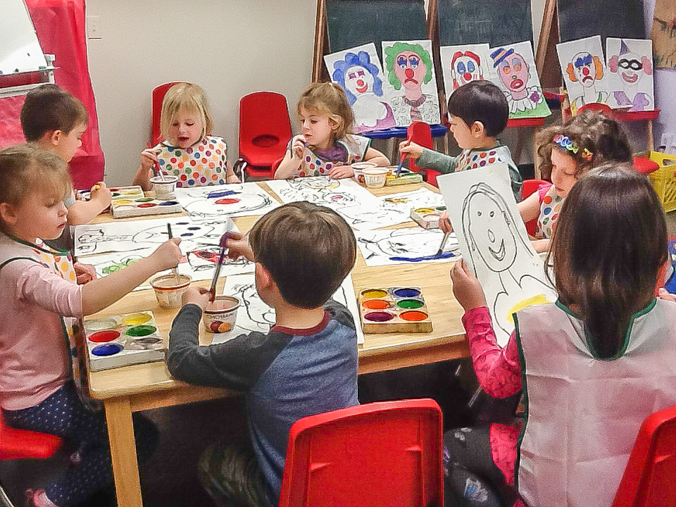 art spaces for kids westchester at the rye arts center