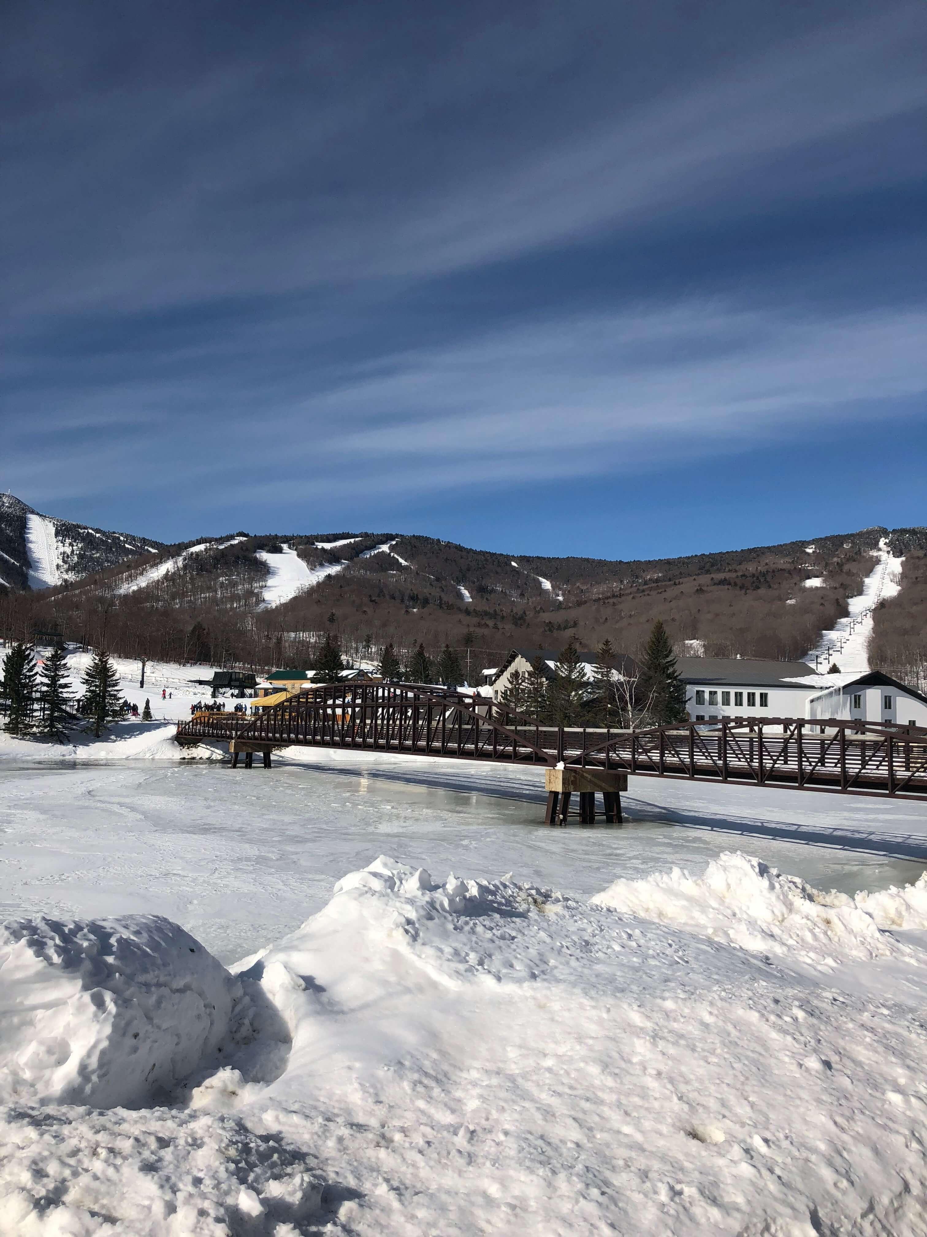 Killington Resort learning to ski as an adult
