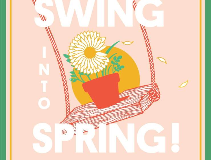 swing into spring meatpacking district