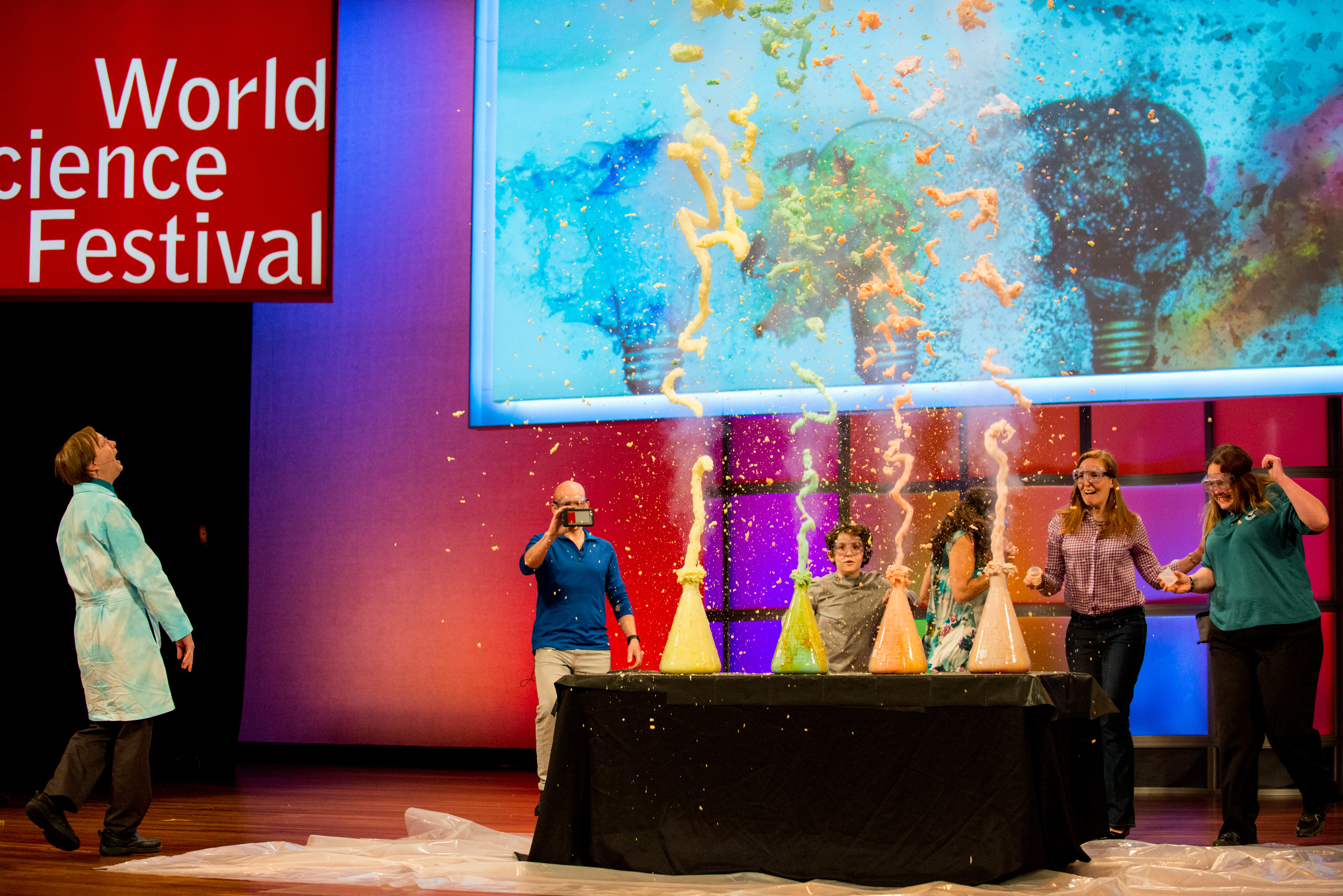 World Science Festival: 6 Days of Science Activities in NYC