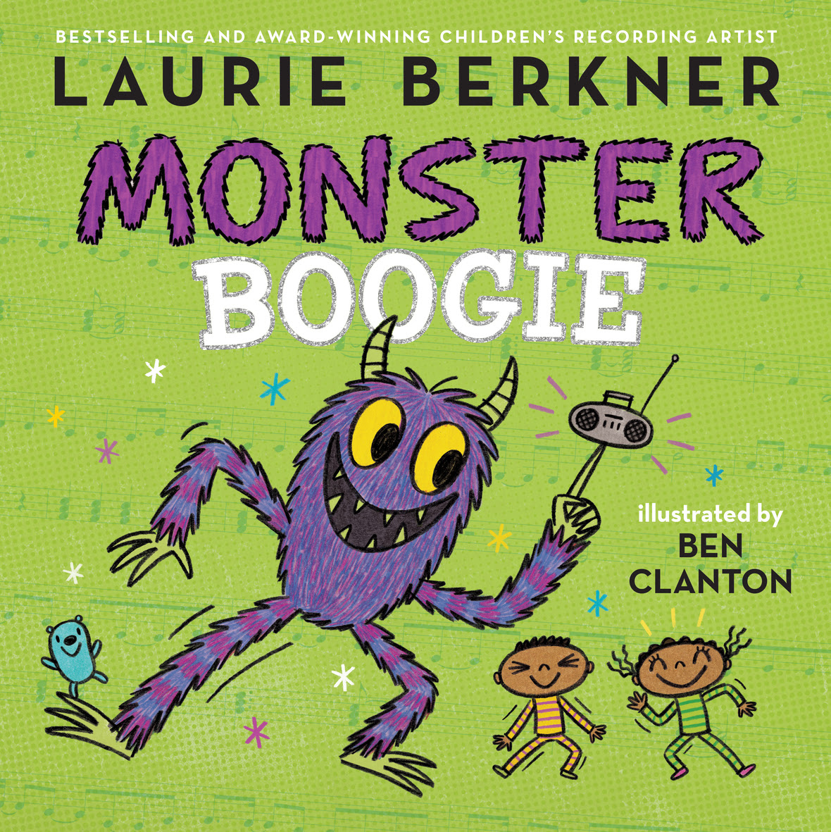 Laurie Berkner Band's Monster Boogie Halloween Concert in NYC+a Giveaway