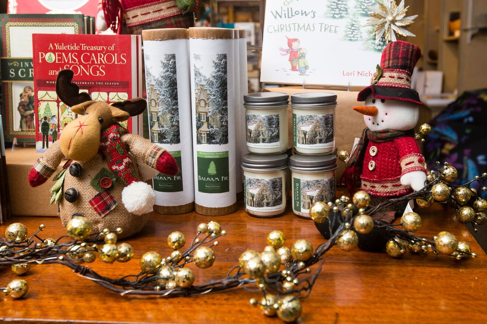 The Holiday Boutique at Philipsburg Manor