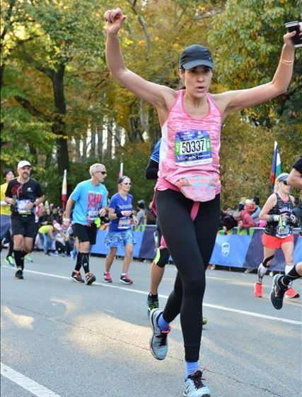 Questions about running NYC marathon