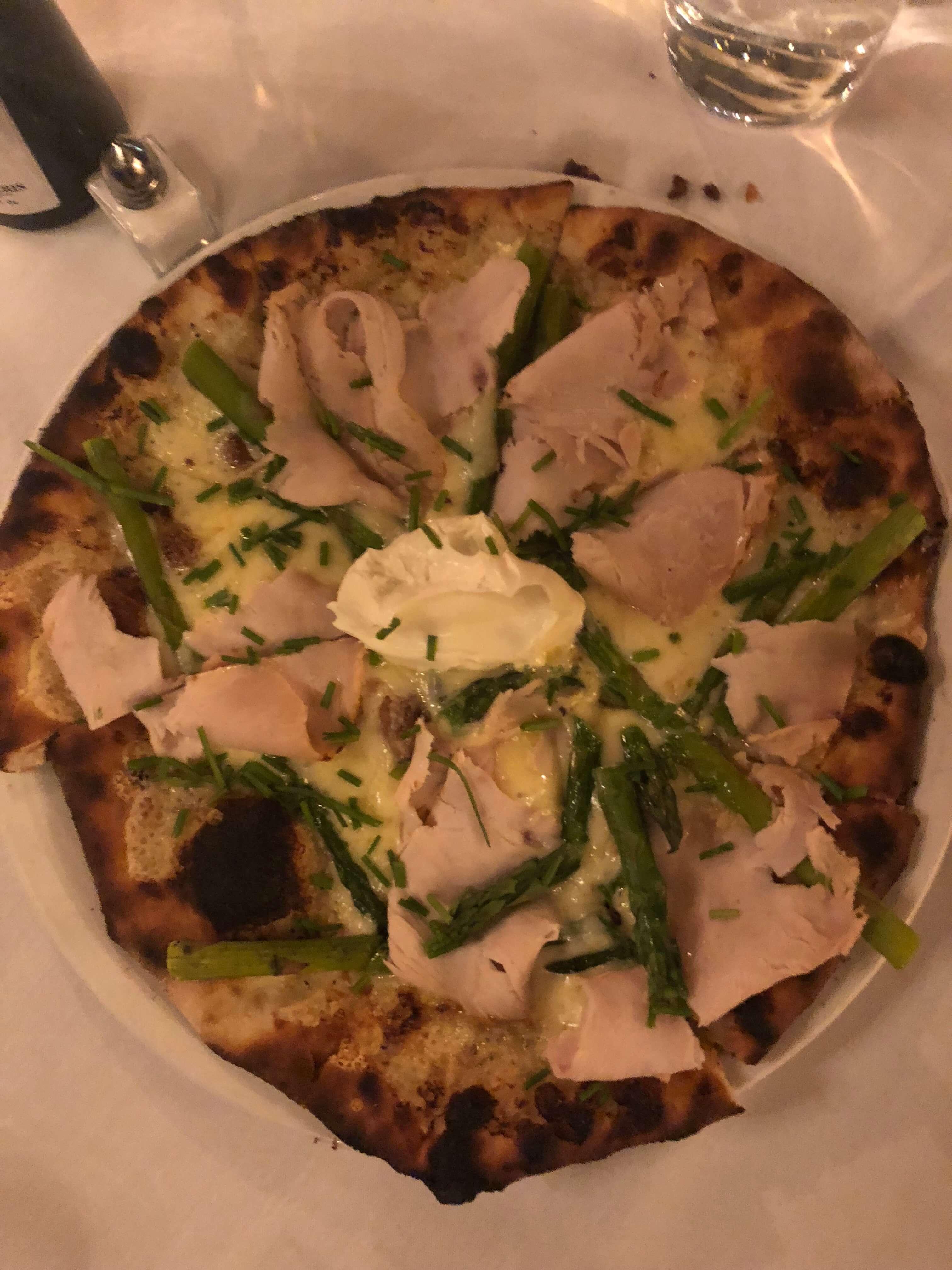 serafina tribeca thanksgiving pizza