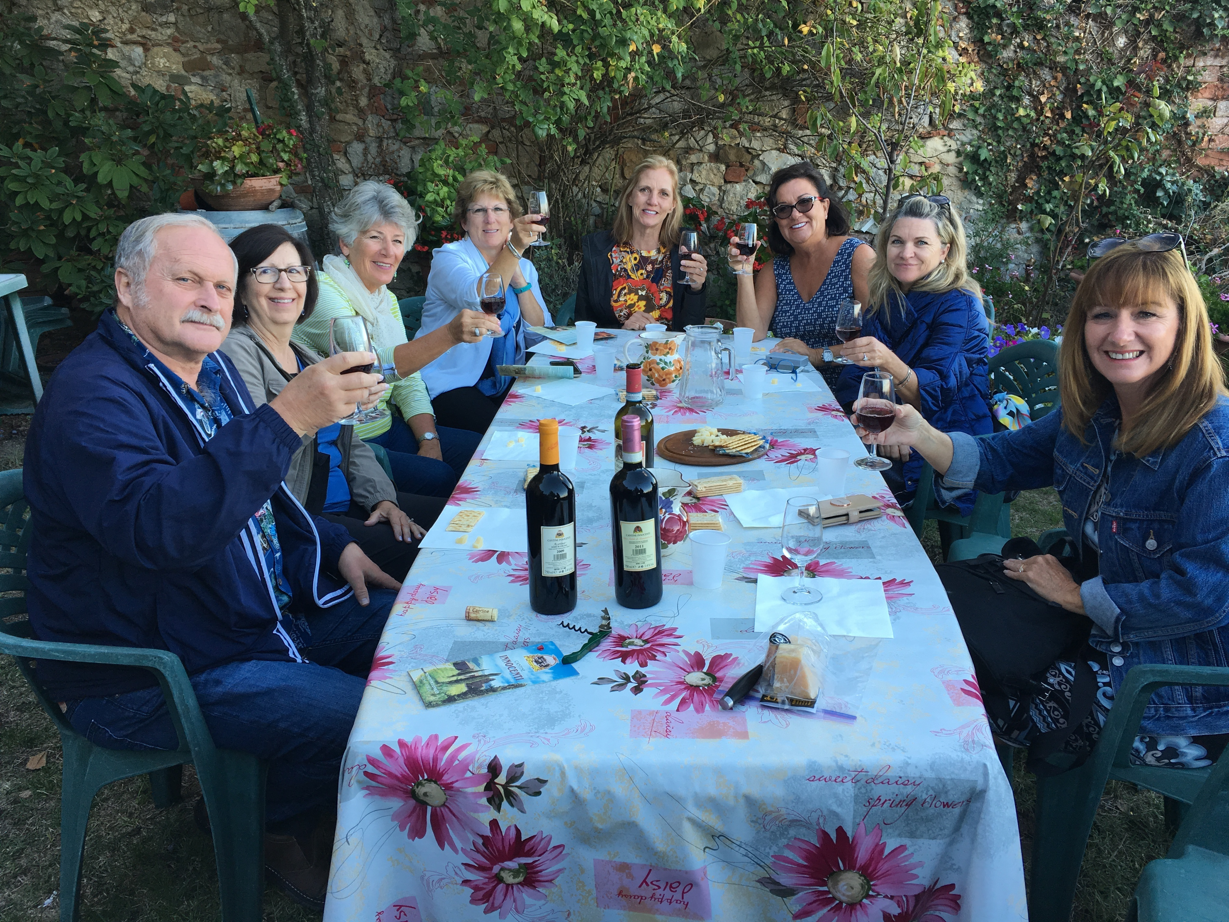 Interview withTuscan Women Cook