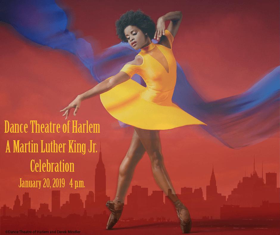 Dance Theatre of Harlem at Queens College