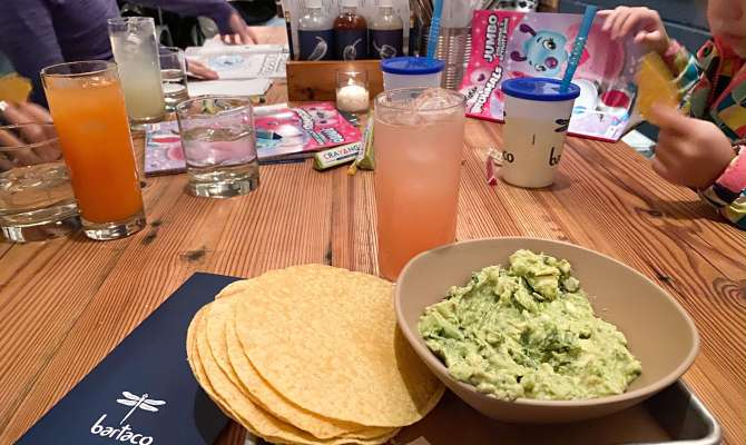 bartaco is the Ultimate Place for Taco Lovers + So Much More guacamole