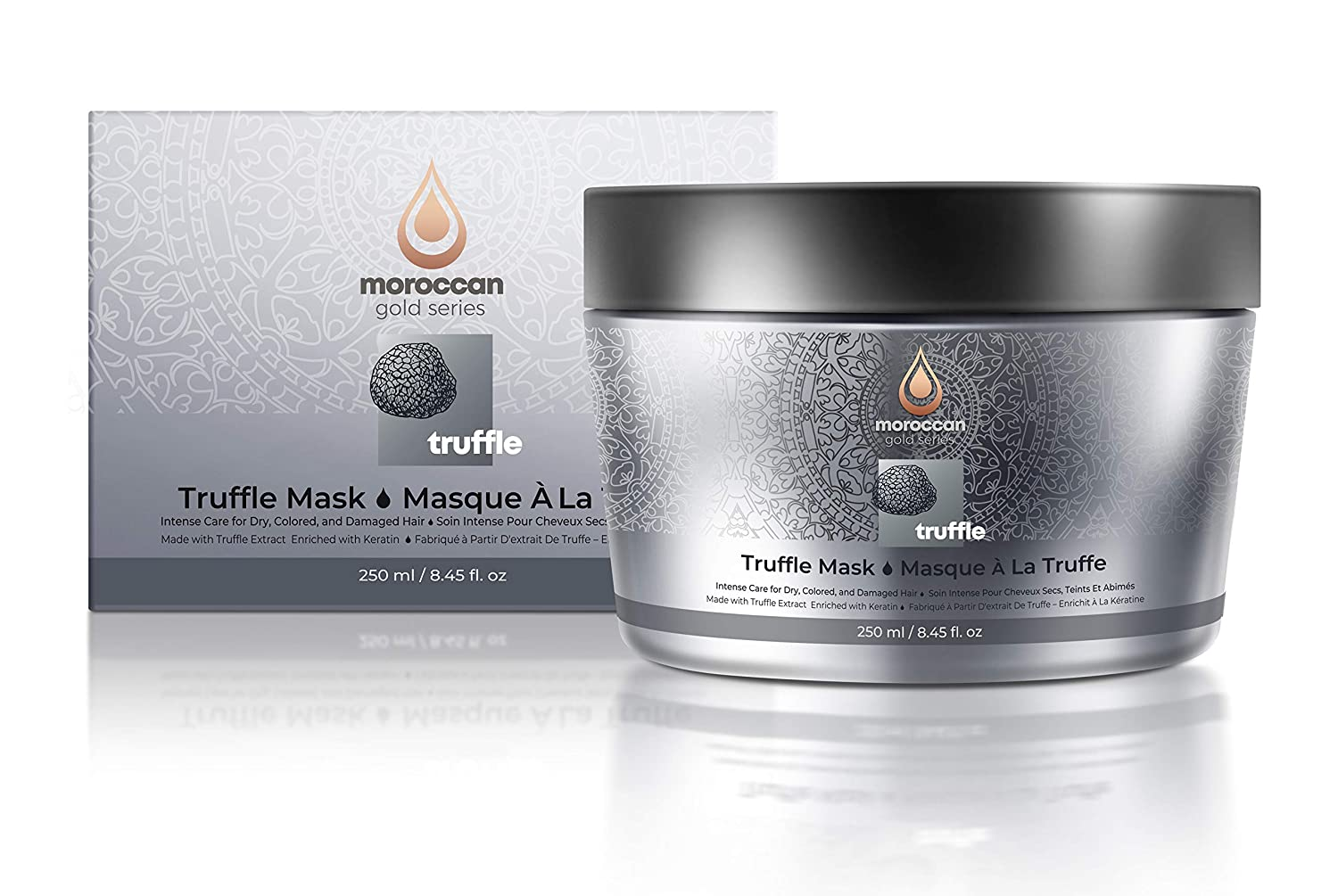 beauty at home truffle mask