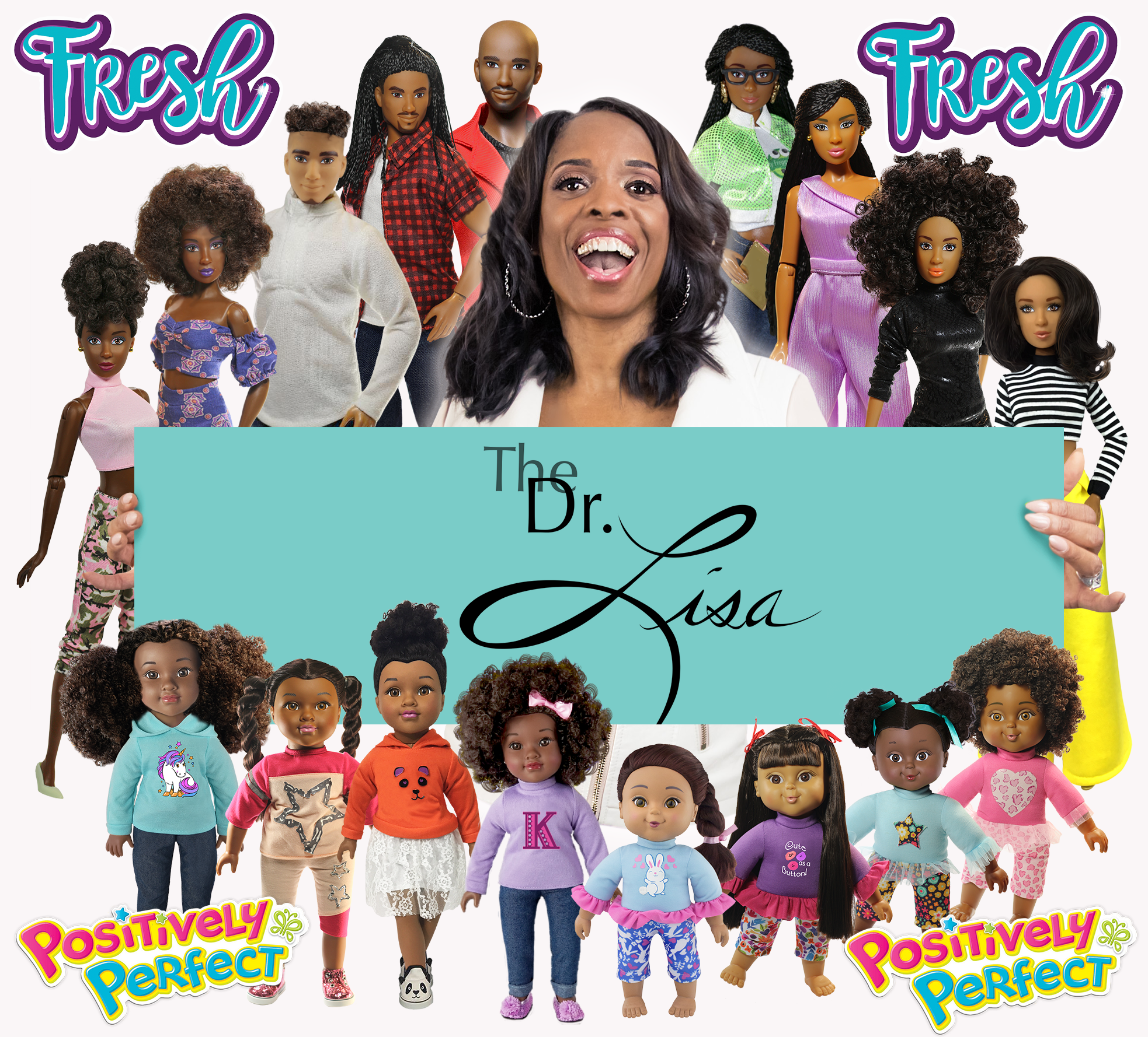 Interview with Dr Lisa and How She Strives For Inclusivity In The Toy Aisle